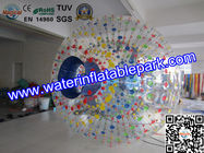 China Bola inflable colorida durable de Zorbing del cuerpo/bola humana inflable del hámster distribuidor